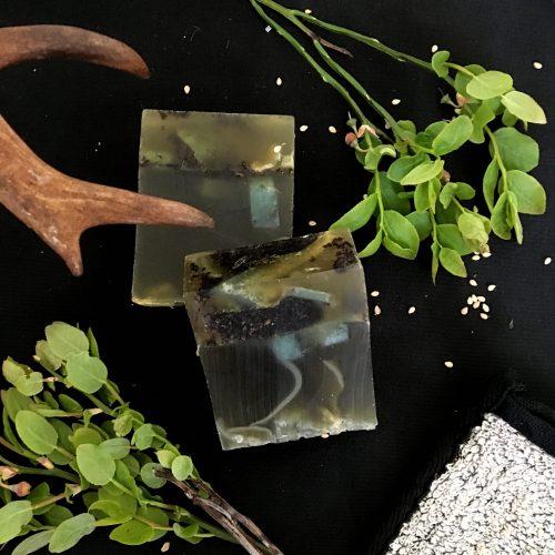 ekologisk Linfrötvål pellavasaippua
