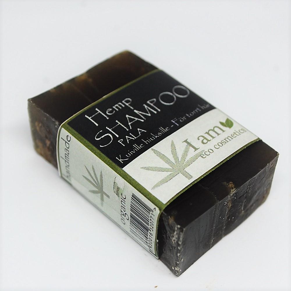 Ekologisk Shampokaka Hemp
